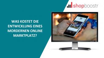 best service d1322 6f1d4 ⭐Online Marktplatz Kosten: Wieviel kostet die Entwicklung?⭐