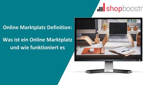 Online-Marktplatz-Definition