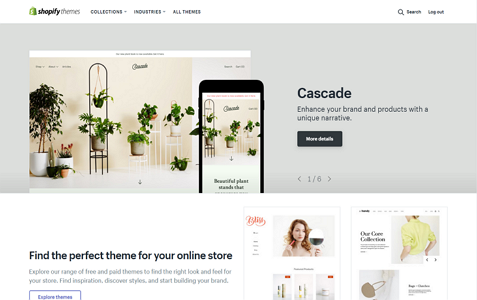 shopify-template