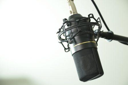Gaming mikrofon 1