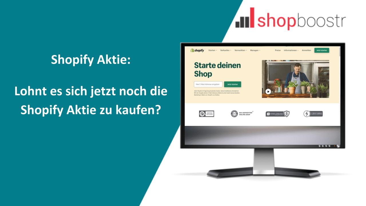 Shopify Aktie